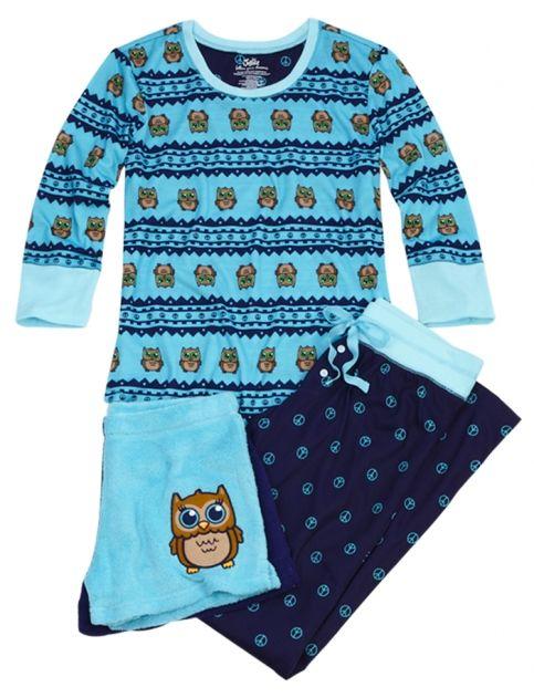 Reindeer Pajama Set @ Justice size 14 | Justice | Pinterest ...
