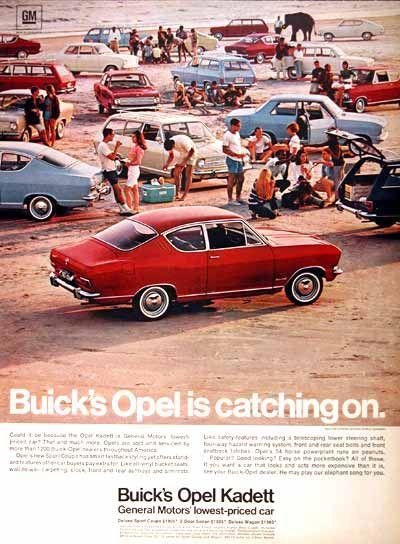 Buick opel cadet