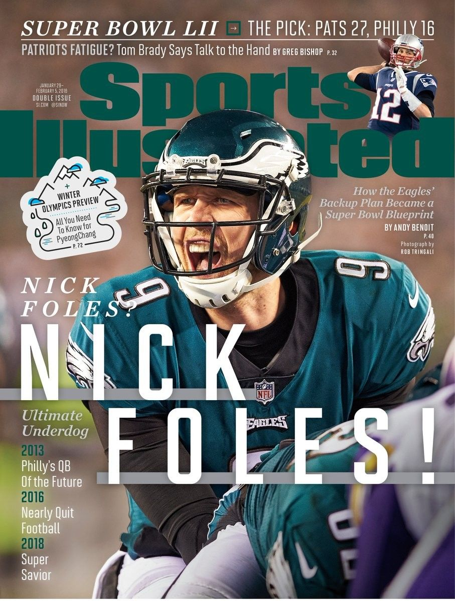 Pin By Erin Catherine On The City Of Brotherly Love Philadelphia Eagles Fans Sports Illustrated Covers Philadelphia Eagles Football