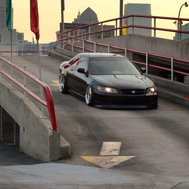 Sickest 6th Gen Accord Ive Seen Cars Honda Honda Accord Coupe
