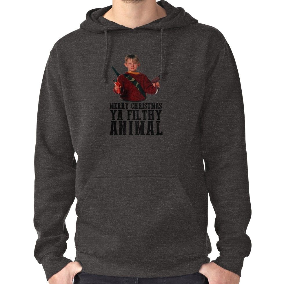 Home Alone Kevin Mccallister Pullover Hoodie Products