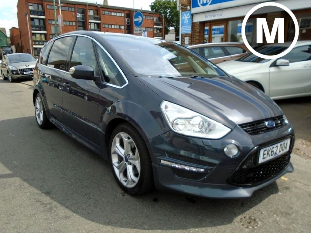 2012 62 Ford S Max 2 0 Titanium X Sport Tdci 11 394 Finance From 238 92 P M Ford Smax Carsforsale Mar Used Ford Cars For Sale Maidstone