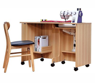sewing machine cabinets BA-3 sewing machine table with airlift easy for you store sewing machine andy@luxhome.cc