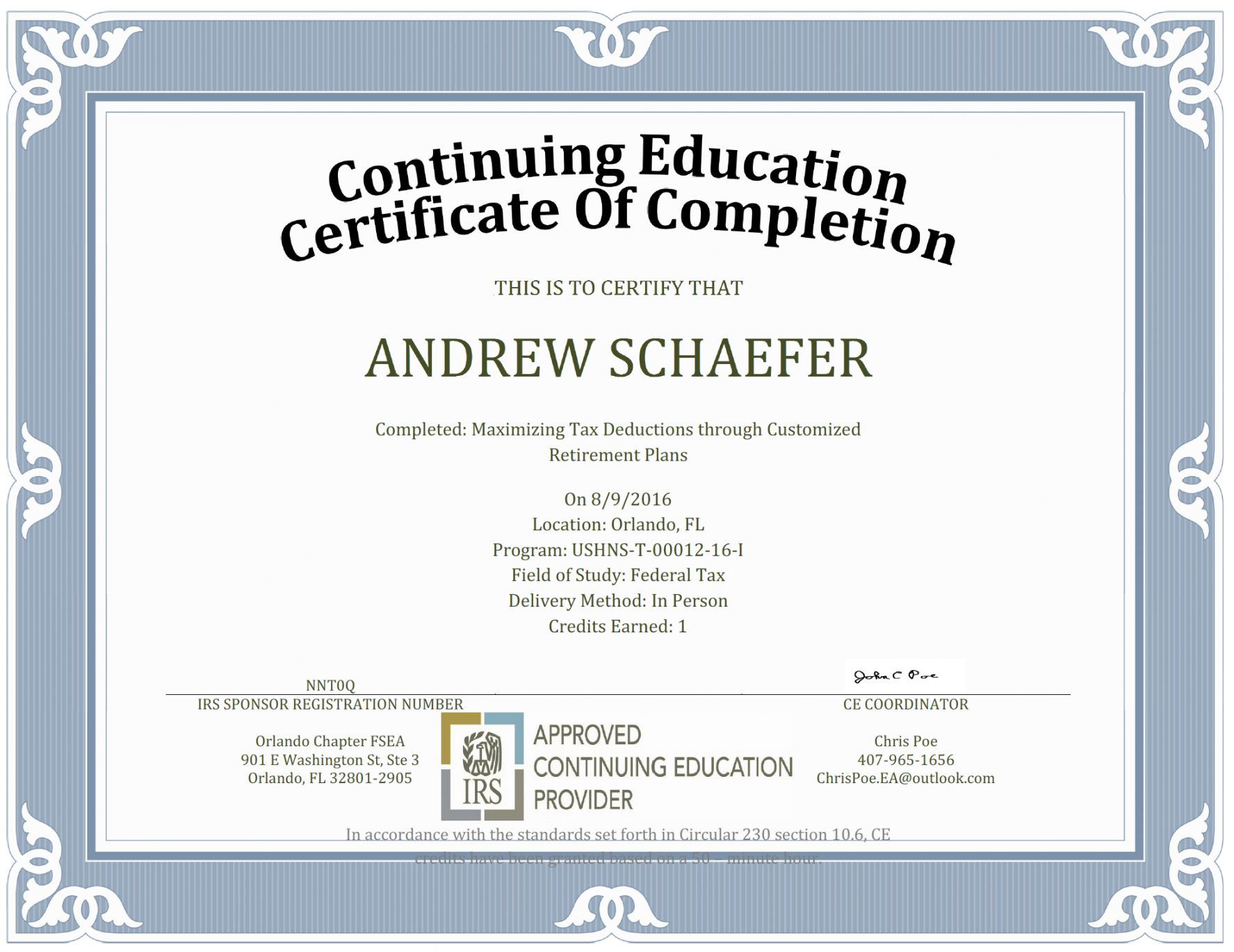 Get Our Image Of Continuing Education Certificate Template Education Certificate Certificate Of Completion Template Certificate Of Completion
