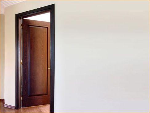 Tipos de marcos para puertas de madera