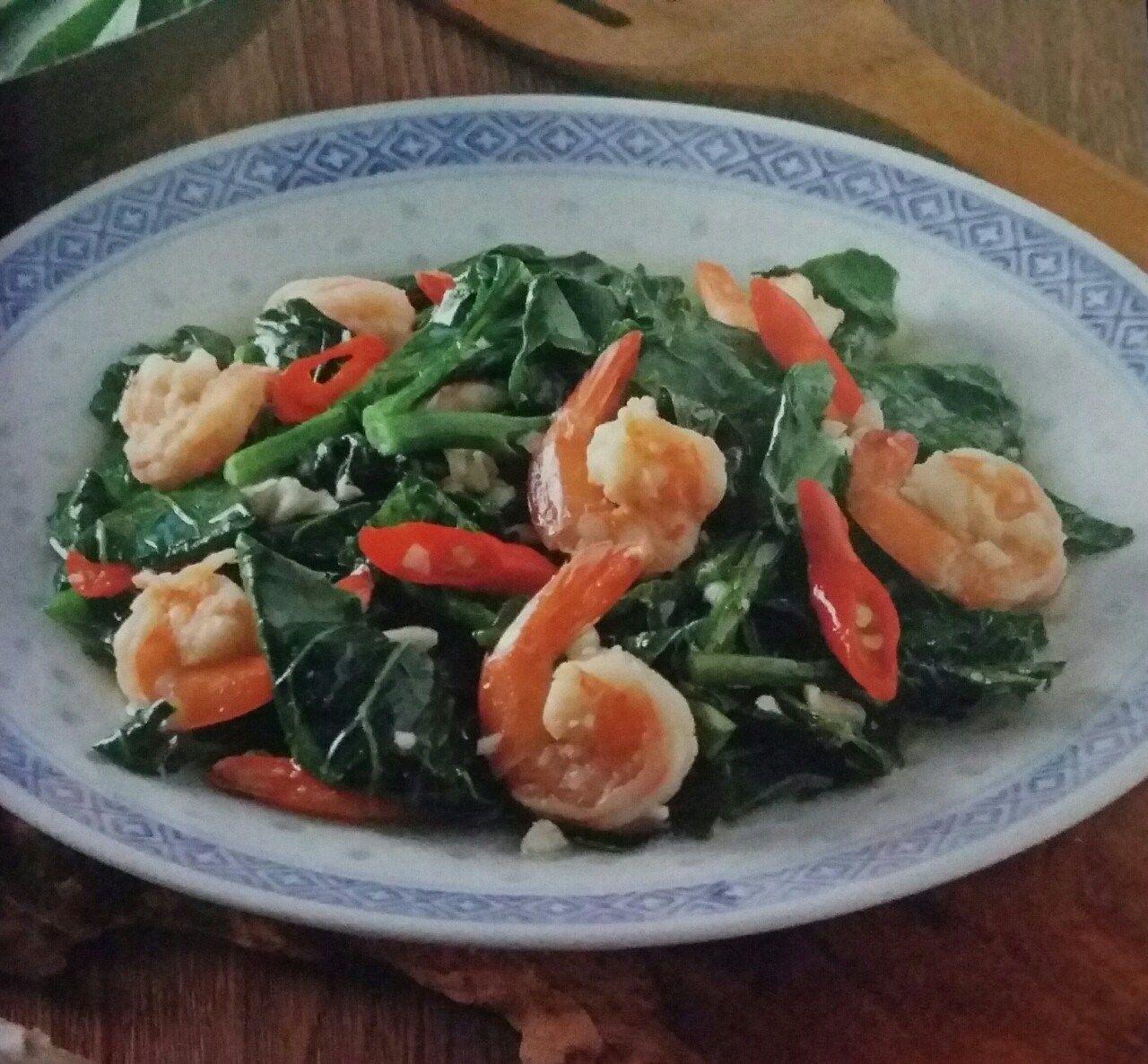 Resep Kailan Tumis Udang Chinese Foods Aneka Olahan Sayur Resep Makanan Masakan Resep Makanan Bayi