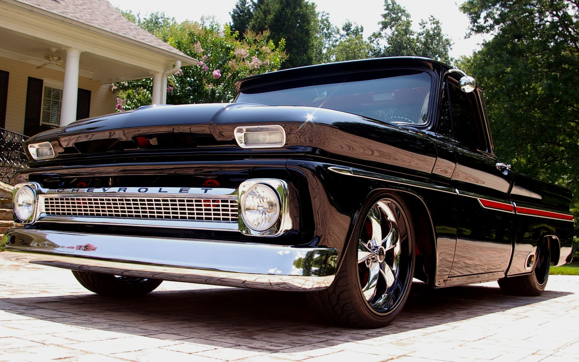 old chevy pickups | Classic Chevrolet Pickup Wallpaper | CLASSIC ...