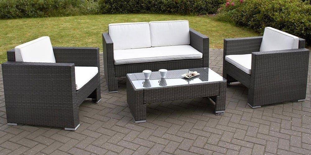 Outdoor Garden Sofas Uk Rattan Garden Sofa Sets For Classy Garden