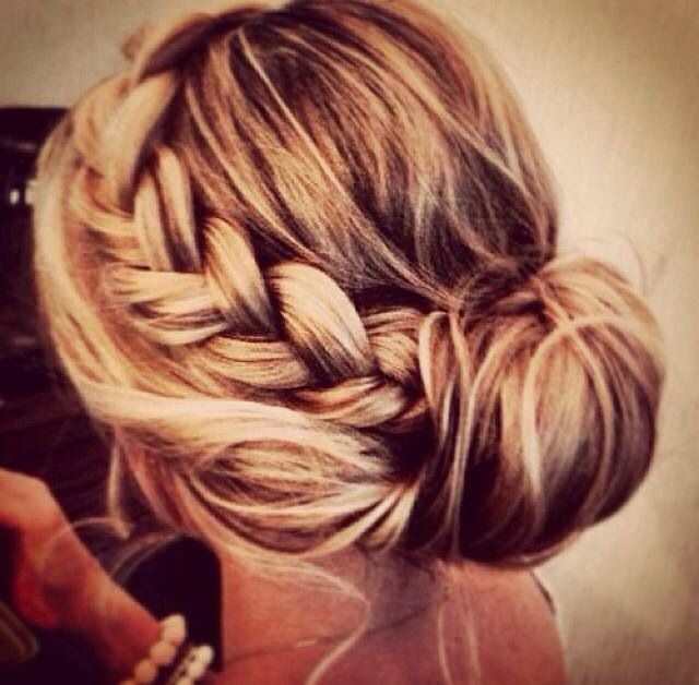 Best 25 Bridesmaid Hair Ideas On Pinterest Bridesmaid