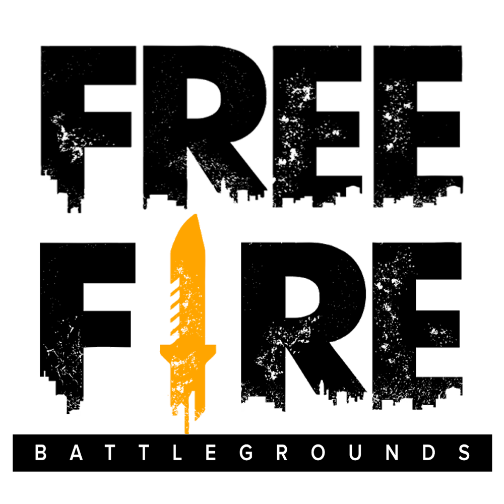 free fire logo en 2020 Imprimibles gratis cumpleaños