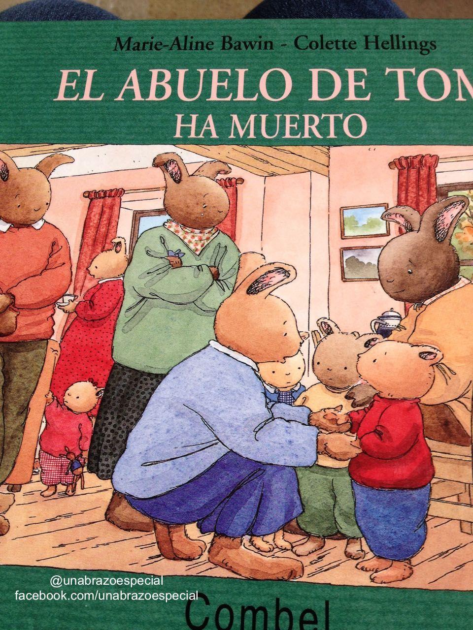 libros para ninos que explican la muerte