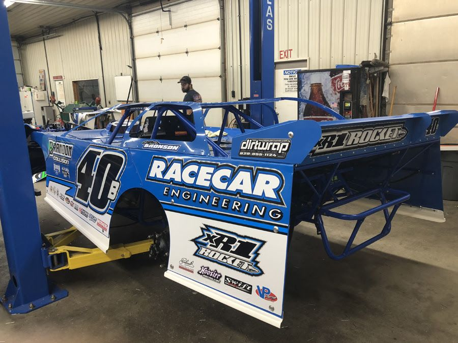 Kyle Bronson Back To Rocket Chassis Dirt Late Models Dirt Track Racing Dirt Racing