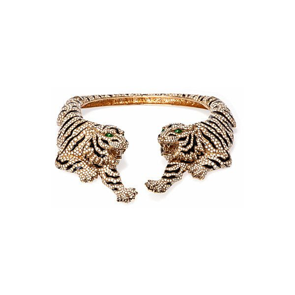 OOOK - Roberto Cavalli - Women's Accessories 2013 Spring-Summer - LOOK... ❤ liked on Polyvore featuring jewelry, bracelets, necklaces, accessories, cavalli, roberto cavalli jewelry and roberto cavalli