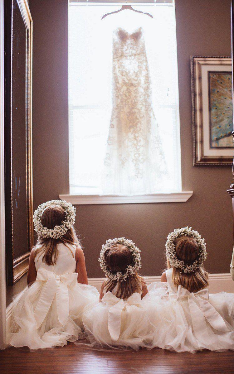 pajecitas protagonistas de tu boda