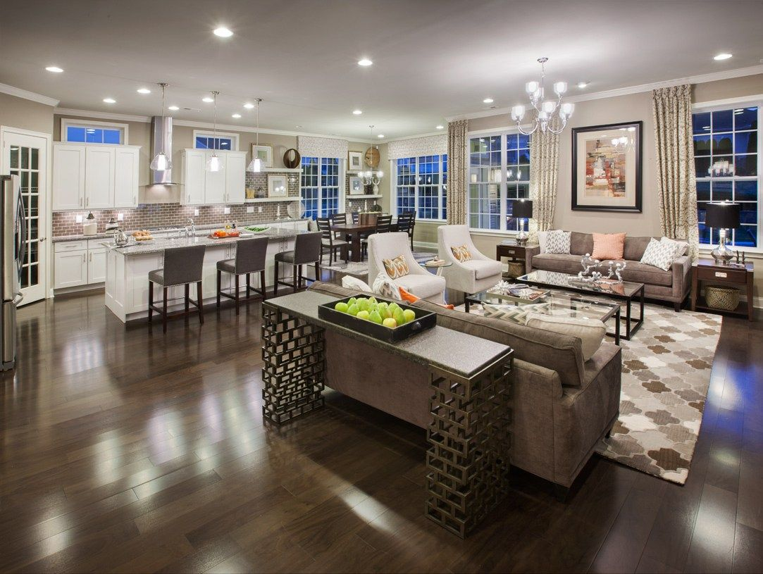 Bayhill By Toll Brothers At Regency At Monroe Home High Ceiling