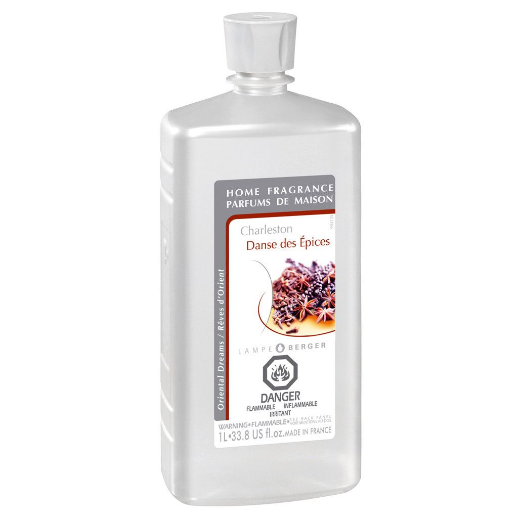 Lampe Berger Charleston Fragrance Oil 1 Liter Fragrance