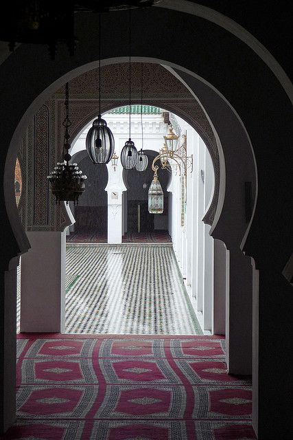 Karaouine Mosque, prayer hall