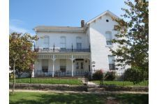 """1:30-3:30 each Sunday through Oct. 26th Tour the 1847 home at 102 S. Main St., Jonesboro, IL. No charge, but donations appreciated. Research may also be done on local history or genealogy. Be sure to see the Lincoln-Douglas Museum Room and items from early Union Co.  families.  For other times, call 833-8745, 697-1870, or 833-3228.  The house is also available for small group meetings, parties, reunions, etc.  Come """"set a spell"""" in the cool air conditioning or out on the porch!"""