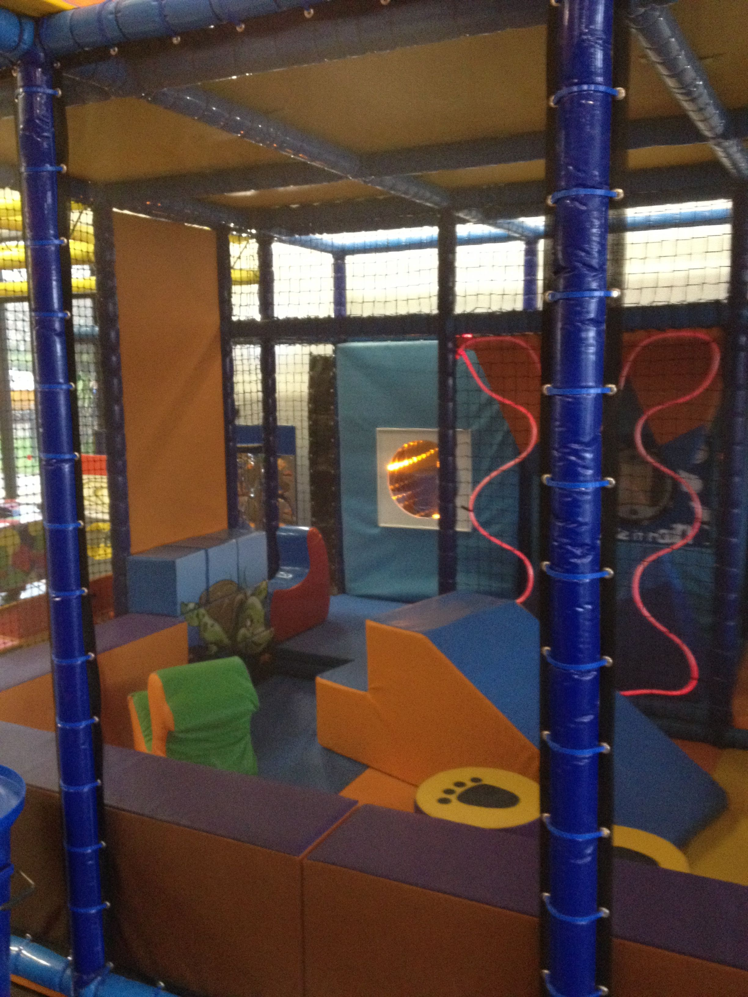 The soft play area has been so much fun to build. Remember ...