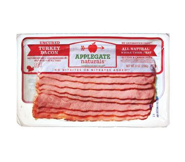 Legate Uncured Turkey Bacon