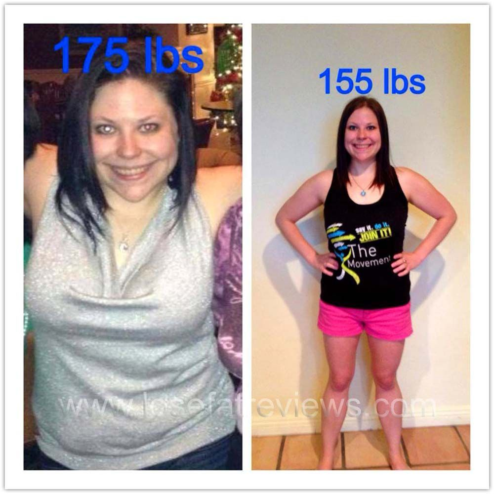 fast 20 lb weight loss