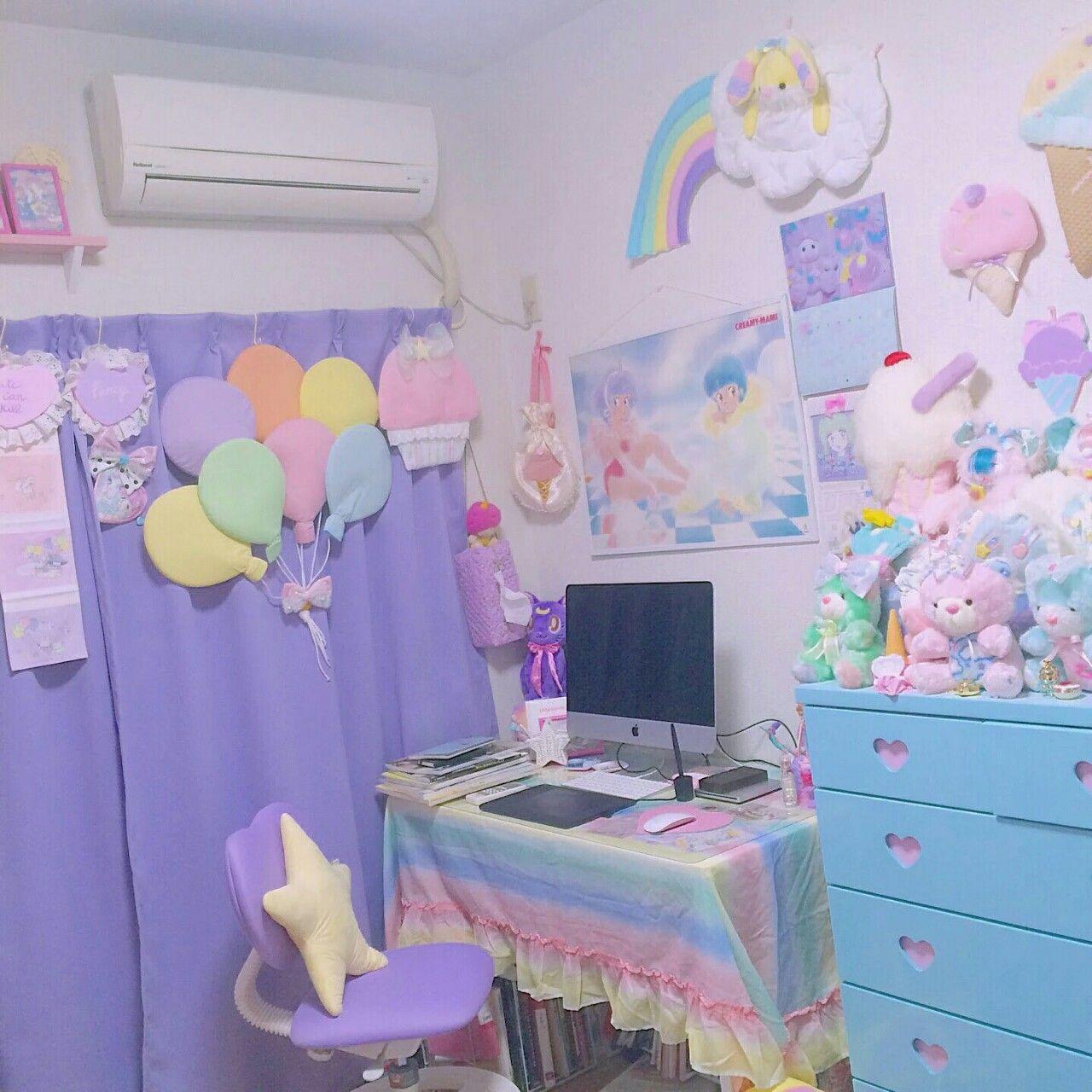 Kids Pastel Room: Kv0ld: あるてら (@aru_terra) - 原宿 Pastel ★彡♪