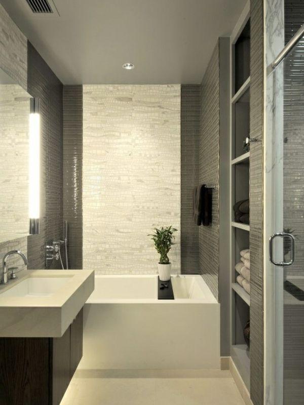 Toller Grundriss Für Ein Kleines Badezimmer #smallbathroom #layout #storage