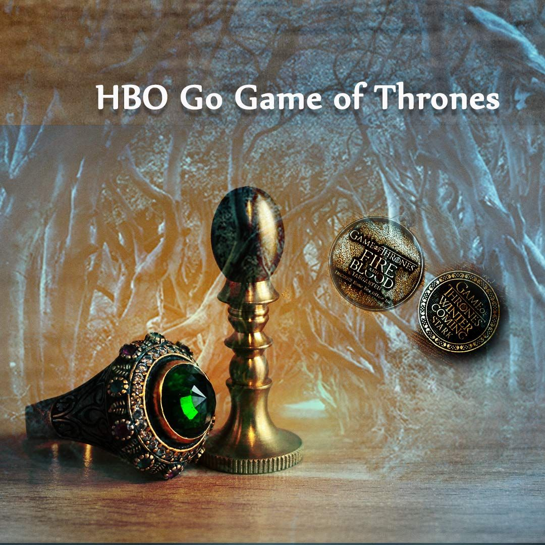 The North King is coming…! Subscribe HBONow on your Roku