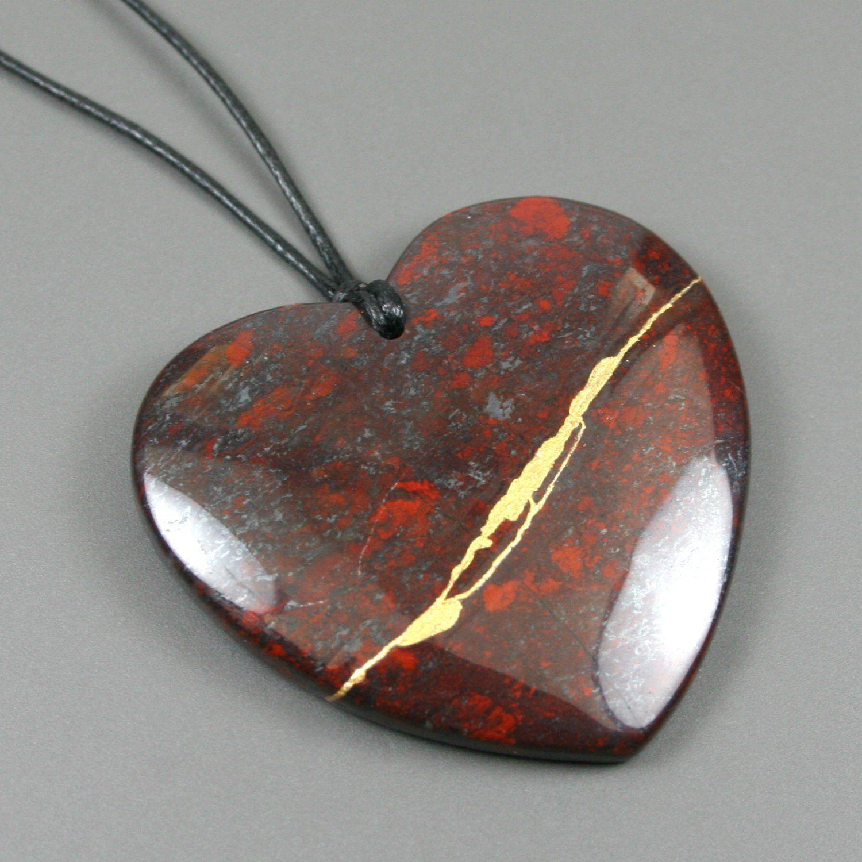 Shop Kintsugi Beautifully Broken Stone Jewelry