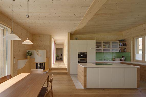 einfamilienhaus sterreich thoma holz100 pinterest. Black Bedroom Furniture Sets. Home Design Ideas