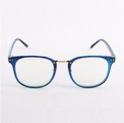 902943a4c armação óculos de grau - wayfarer grande geek retrô preto | Ray Bans ...