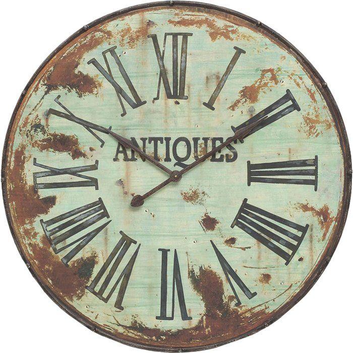 Horloges Murales Décoratives Surdimensionnées Extra-Larges