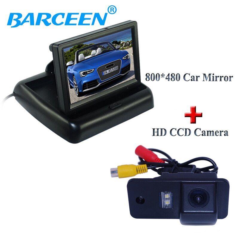 Foldable Car Reserve Monitor 170 Degree Car Rear Camera For Audi A3 A4 A6 A8 Q5 Q7 A6l Sale Oempartscar Com Car Camera Car Parking Camera Audi A3