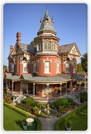 Empress Of Little Rock The Hornibrook Mansion Little Rock Ark My