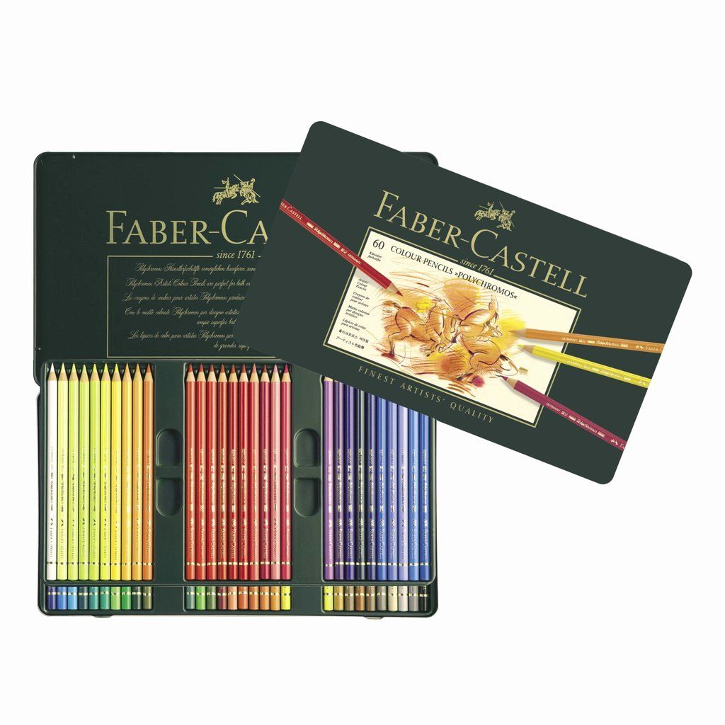 Coloring Hair With Colored Pencils New Art Graphic Faber