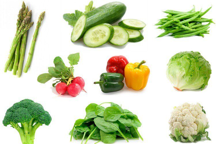 10 Vegetables For Weight Loss That Secretly Burn Away Those