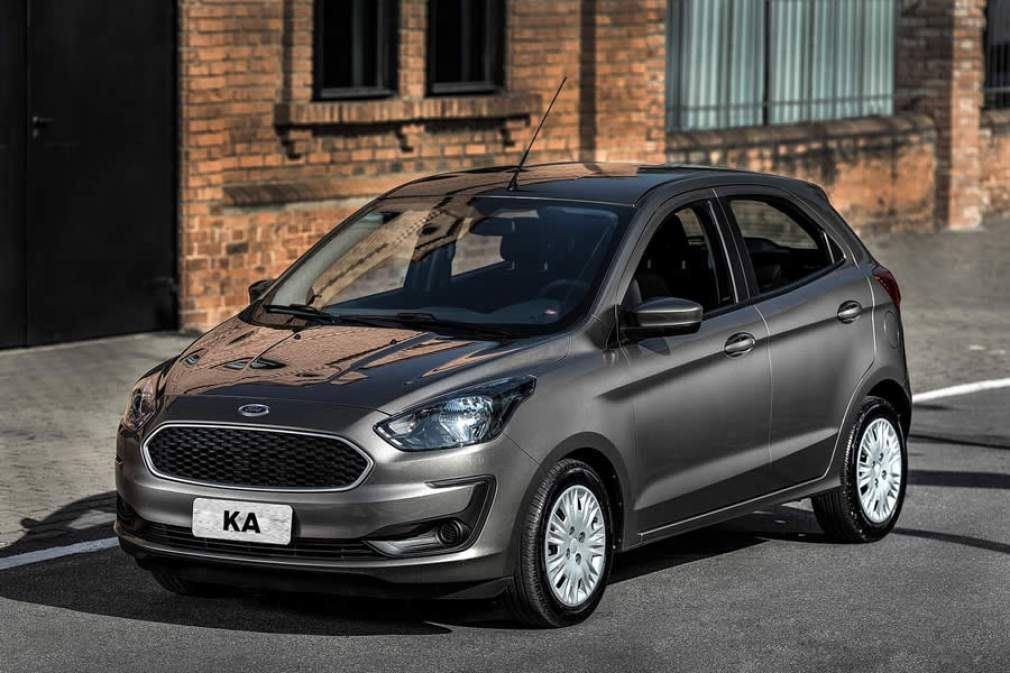 Ford Anuncia Ofertas Do Ka Hatch Ka Sedan E Ecosport Com Bonus De