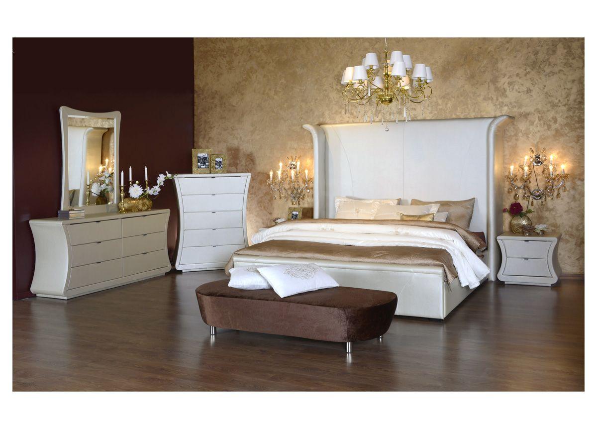 غرفة نوم مميزة بتصميمها ما رأيك أثاث غرفة نوم ميداس عصرية مفروشات السعودية قطر الكويت Furniture Home Modern House