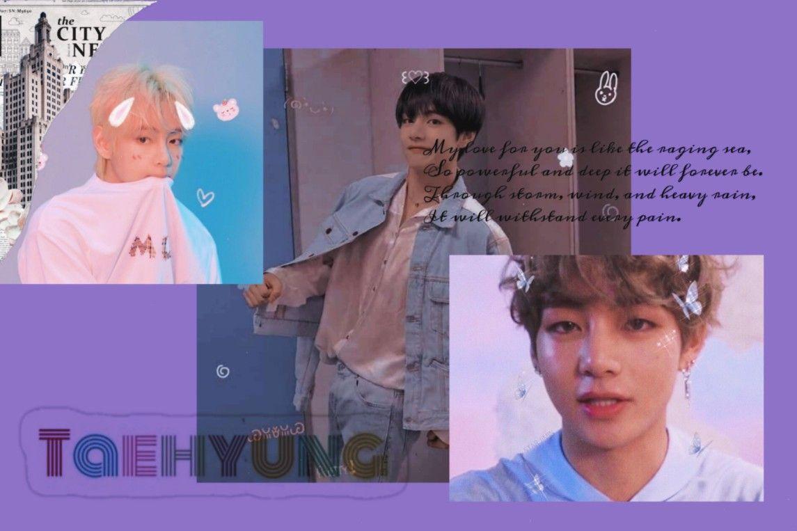 Taehyung Keyboard Background Wallpaper bts untuk keyboard