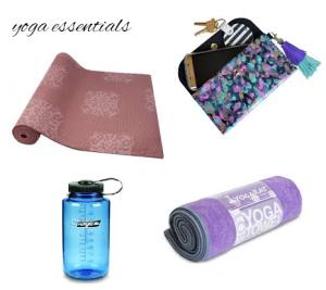 Yoga Essentials Yoga Gift Basket Yoga Gifts Health