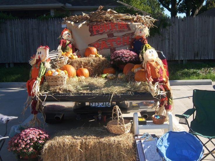 Holiday decorations crafts food. Trunk Or TreatHalloween ... & Trunk or Treat Decorating Ideas for Church | trunk or treat ...
