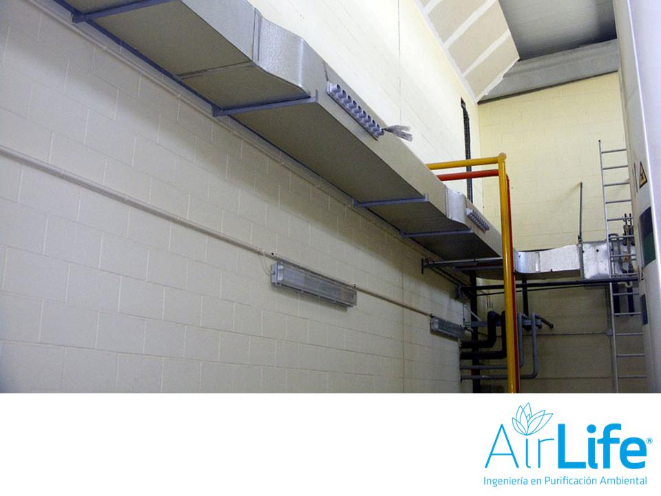 Mantenimiento a los sistemas de aire acondicionado. LAS