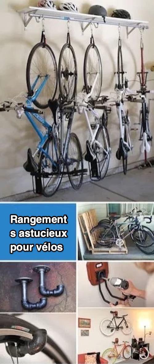100 Astuces de Rangement Pour un Garage Toujours Bien Organisé.
