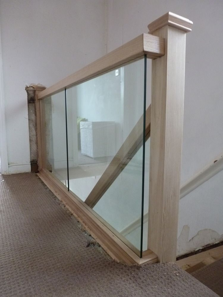 Replace Spindle Banister With Glass Google Search Glass Railing Stairs Glass Stairs Glass Staircase