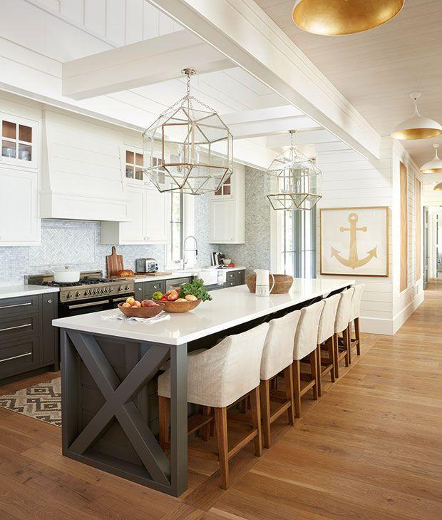 Modernized Bungalow Kitchen Renovation: 25 Of House & Home's Dreamiest Cottage Kitchens