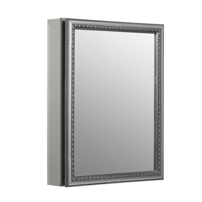 20 Quot X 26 Quot Recessed Or Surface Mount Framed Medicine