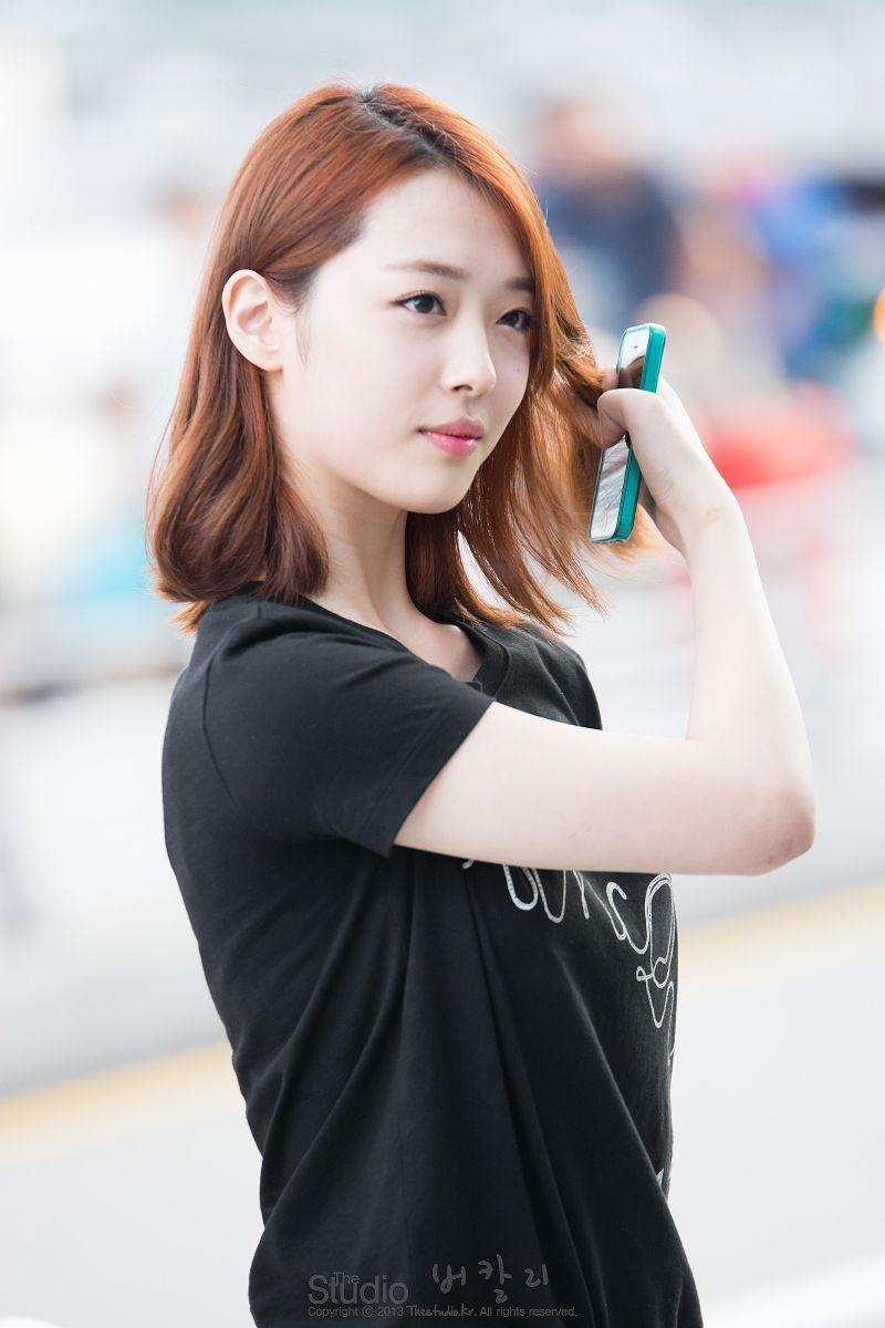 Sulli F(x) : sulli, Airport, Style, Sulli, Sulli,, Short, Styles,, Korean