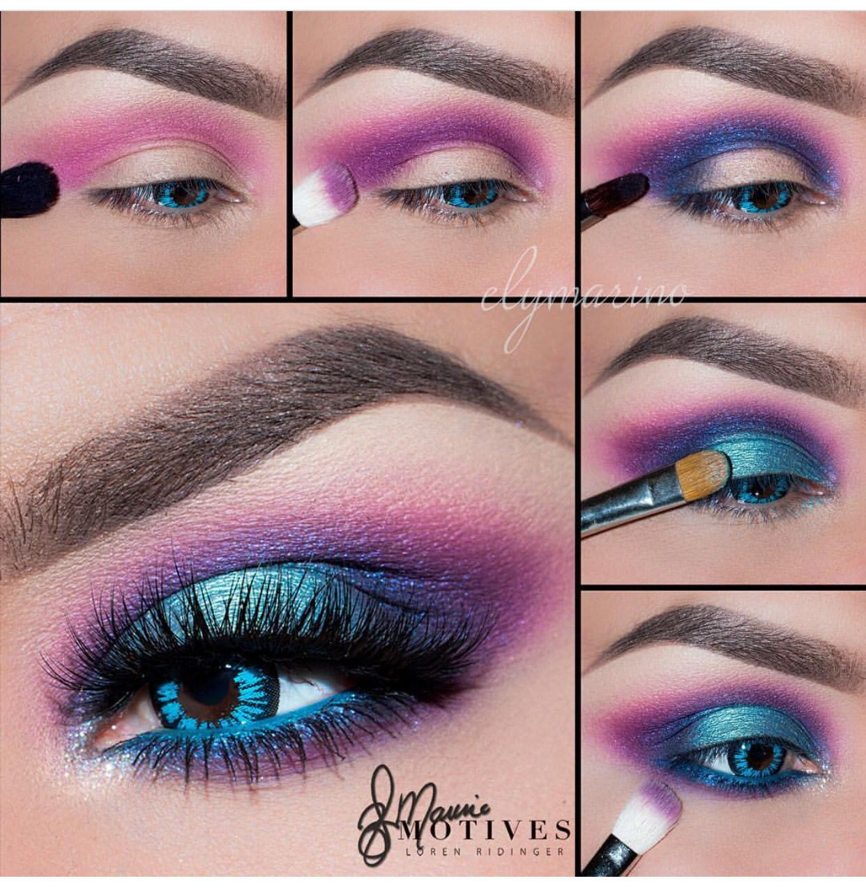 These Colors Are Beautiful With Images 80s Makeup Trends 80s