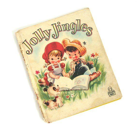 Junk Journal Binder Using Vintage Childrens Book As Cover