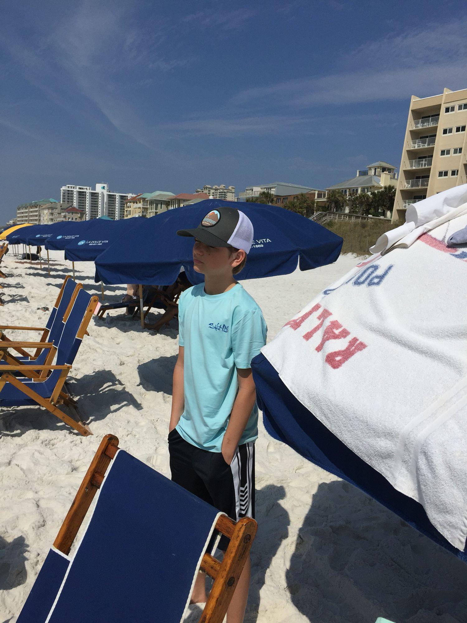 Beach chairs Beach house condos